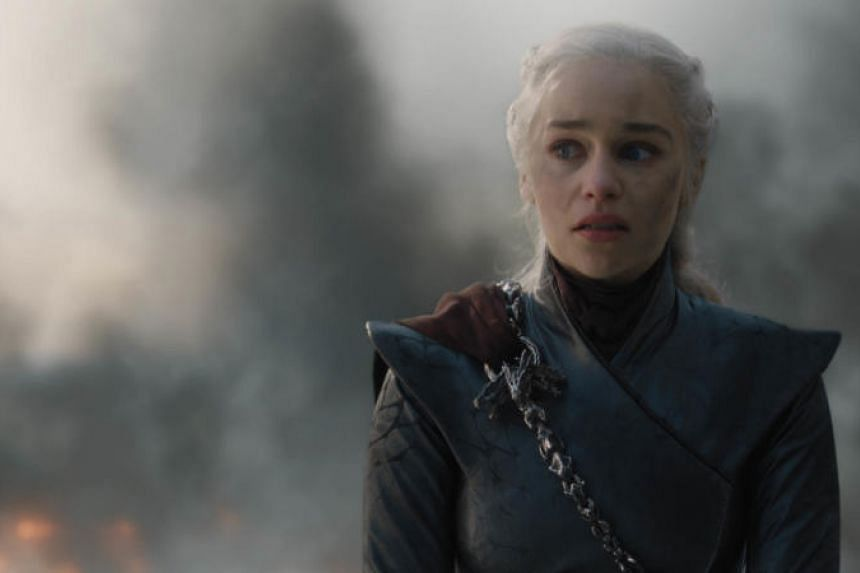 Game of Thrones star Emilia Clarke posted an emotional farewell on Instagram hours before the series finale aired.