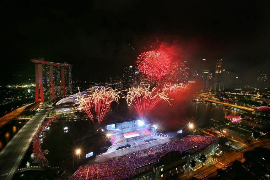 National Day Parade Preview 1 will take place on July 27, and Preview 2 on Aug 3.