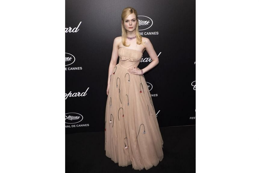 US actress Elle Fanning is one of nine film industry luminaries judging this year's selection at the world's top film festival.