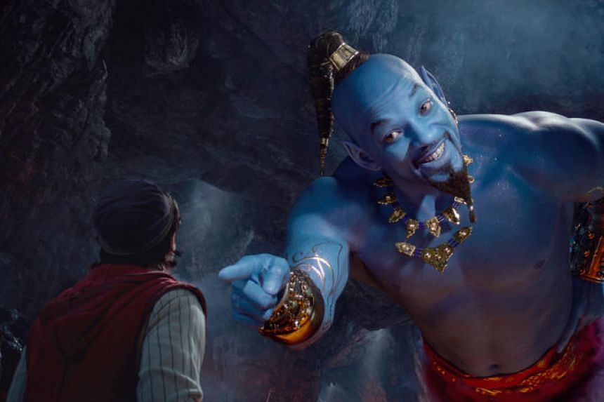Aladdin marks Will Smith's first time doing a Walt Disney Co film.