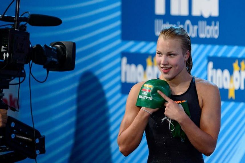 Lithuanian swimmer Ruta Meilutyte faced a suspension of up to two years for missing three drug tests, meaning she would be ruled out of the 2020 Tokyo Olympics.
