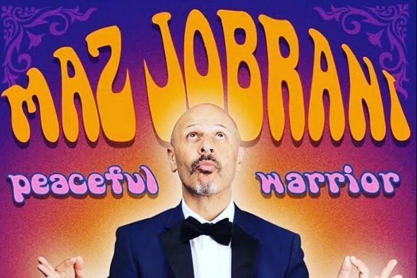 Iranian-American comedian and actor Maz Jobrani favours poking fun at cultural stereotypes, especially that of Middle Eastern actors being limited to a few kinds of roles in Hollywood.