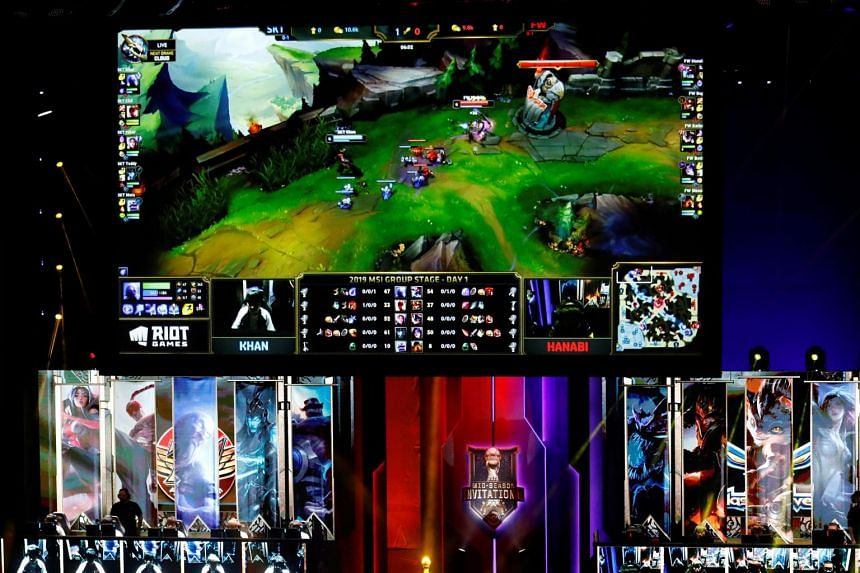 Mobile League of Legends in the Works from Riot & Tencent Games