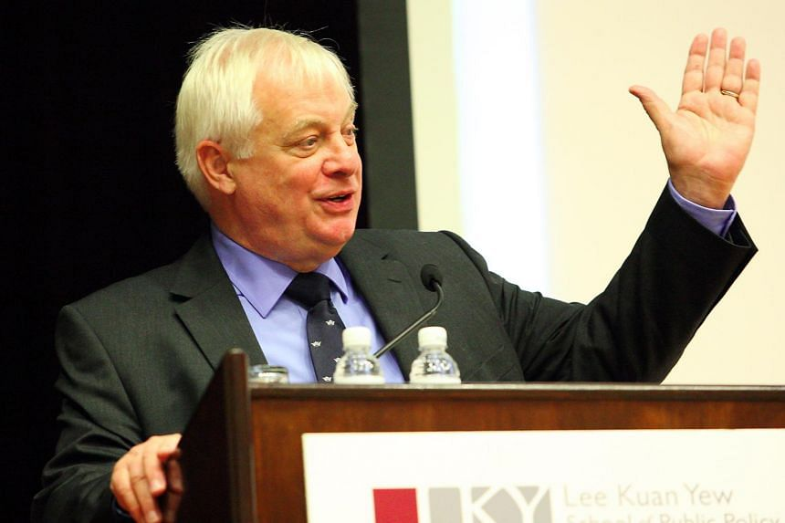 """The proposed law would be the """"worst thing"""" to happen in Hong Kong since its 1997 handover from the UK to China, said Chris Patten, who was the last colonial governor of the territory."""