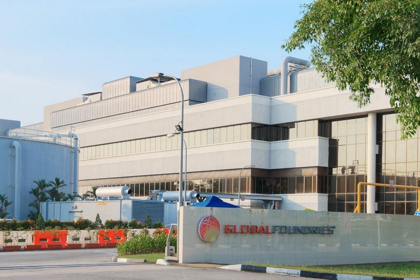 Globalfoundries Inc, the largest US contract manufacturer of chips.