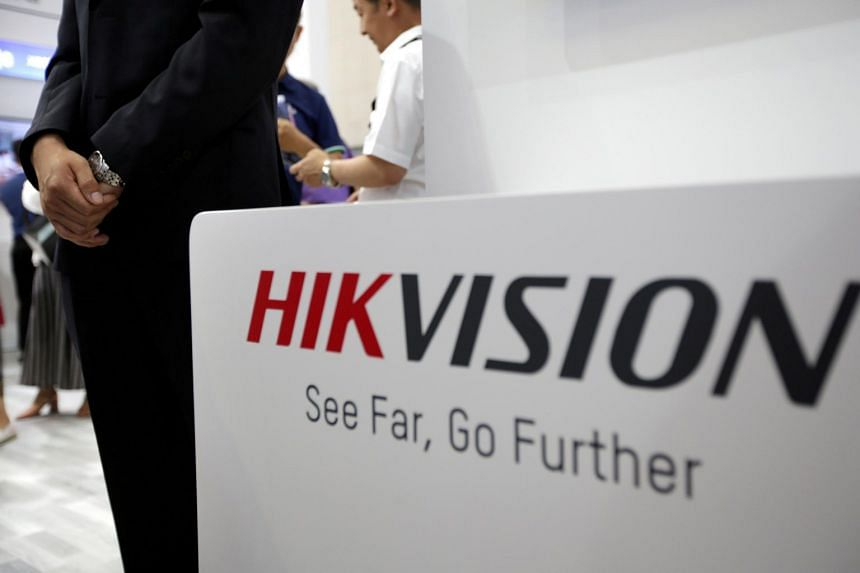 The move to apply limits to Chinese video surveillance giant Hikvision's ability to buy US technology would effectively place the company on a US blacklist.