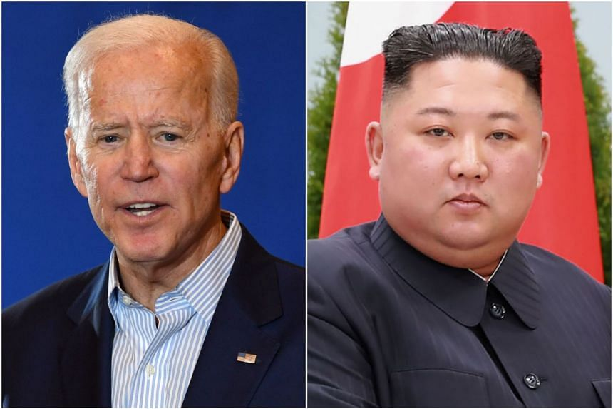 US vice-president and 2020 Democratic presidential hopeful Joe Biden was slammed by North Korean state media for criticising leader Kim Jong Un.