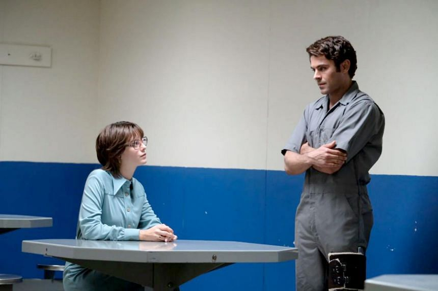 Zac Efron (right) offers an excellent performance as a character who used his attractiveness and white, middle-class male privilege to wreak havoc.
