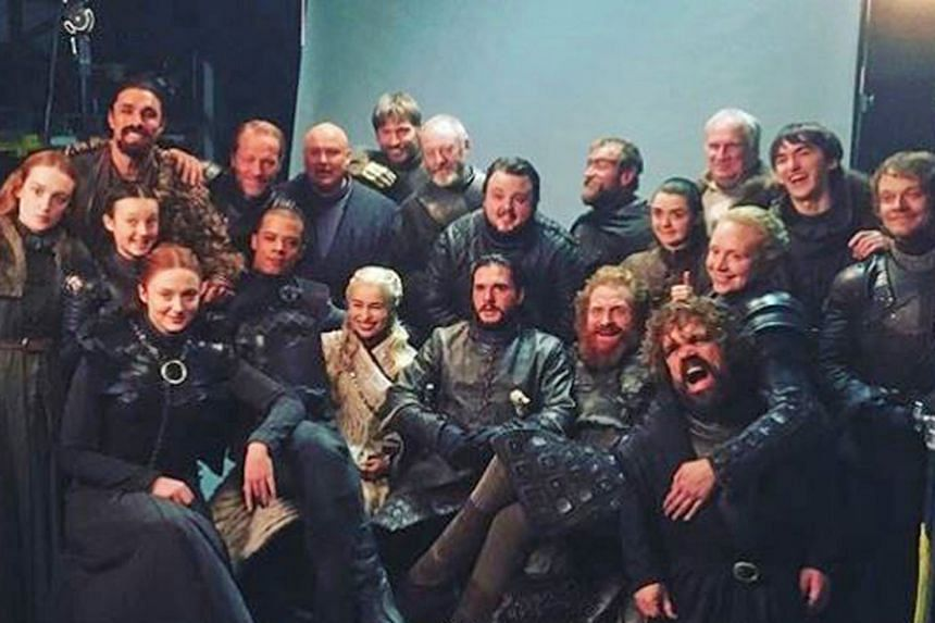 "DANY SAYS GOODBYE: British actress Emilia Clarke, who played ""Mother of Dragons"" Daenerys Targaryen in Game Of Thrones (GOT), posted an emotional farewell message on Instagram hours before the final episode of the HBO series aired on Sunday in the Un"