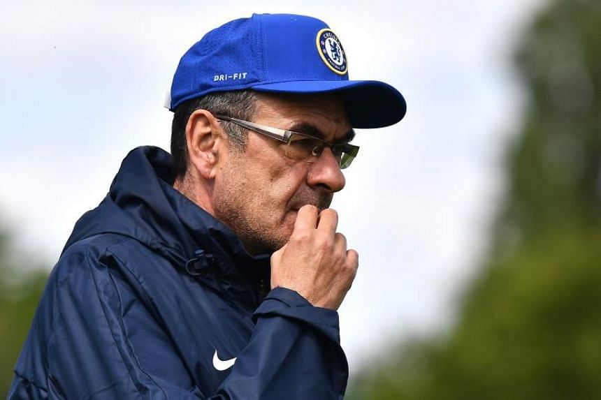 Chelsea manager Maurizio Sarri's style of football has not been universally embraced by the Chelsea fans during his first season in charge.