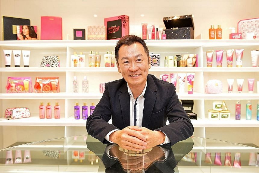 Mr David Low, chief executive of Futuristic Store Fixtures, says if his firm had factories only in China, the trade war would have been a disaster. He will be moving more production work to the firm's factories in Malaysia.