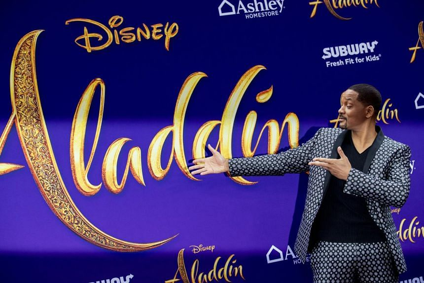 Aladdin, directed by Guy Ritchie, marks actor Will Smith's first time doing a Walt Disney film, with the remake featuring many of the elements of the 1992 animated original.
