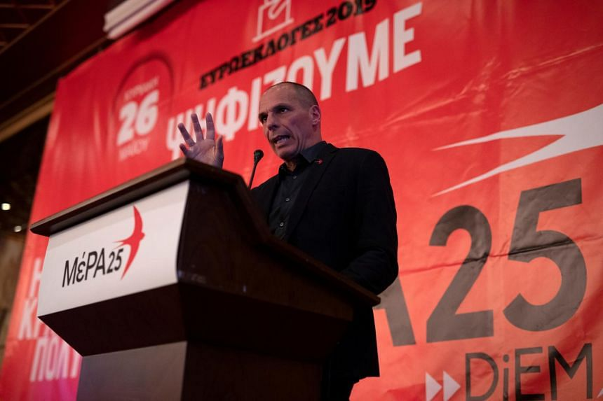 Mr Yanis Varoufakis, leader of the DiEM25 party, was one of the first candidates for the European Parliament to bring up the issue of chlorinated chickens.