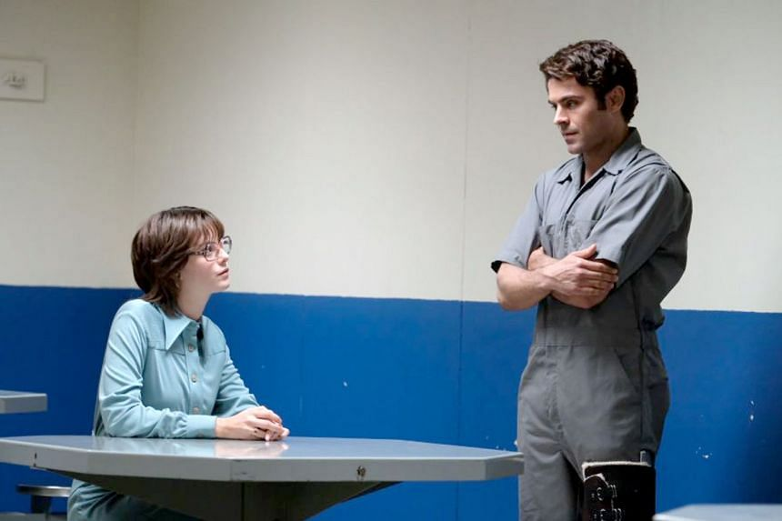 Zac Efron shows off his killer charm as Ted Bundy in Extremely Wicked, Shockingly Evil And Vile, while Kaya Scodelario plays Carole Ann Boone, an old friend whom Bundy married while in prison.
