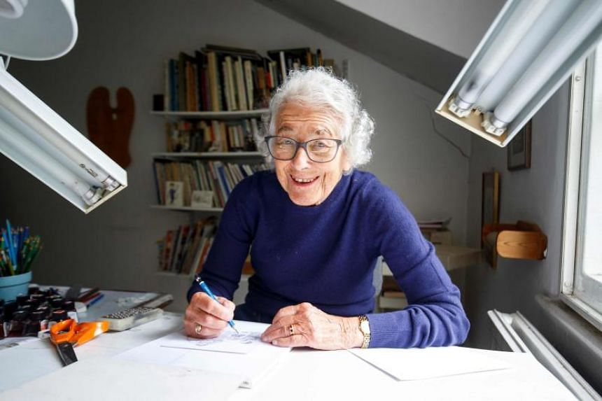 Judith Kerr died on May 22, 2019, after a short illness.