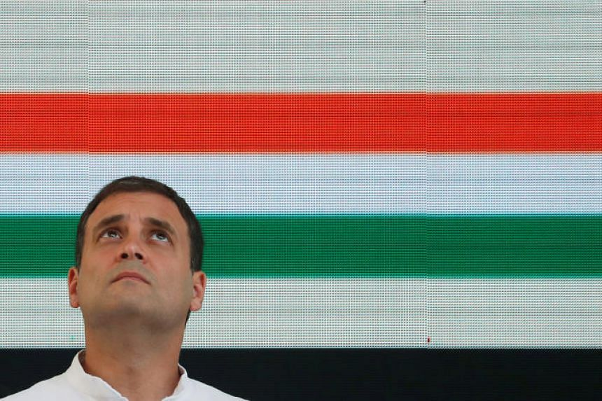 Congress party president Rahul Ganhdi lost his own Parliament seat in a family borough in Amethi, in Uttar Pradesh state - which his family has held almost continuously for the last four decades.