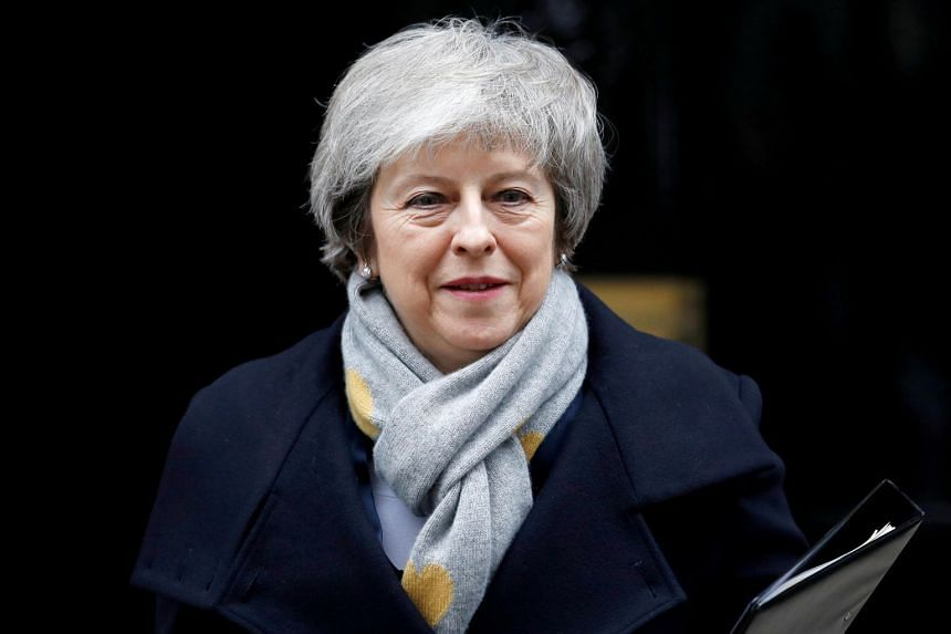 British Prime Minister Theresa May is in the last throes of a tumultuous rule focused all-but exclusively on guiding her fractured country out of the European Union.
