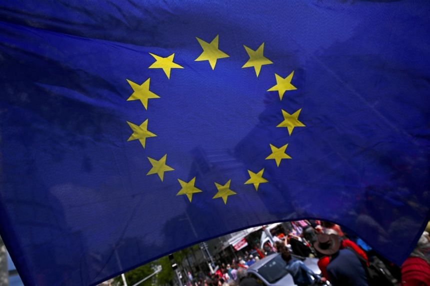 A Eurobarometer poll shows climate change is now a leading concern for European Union voters.