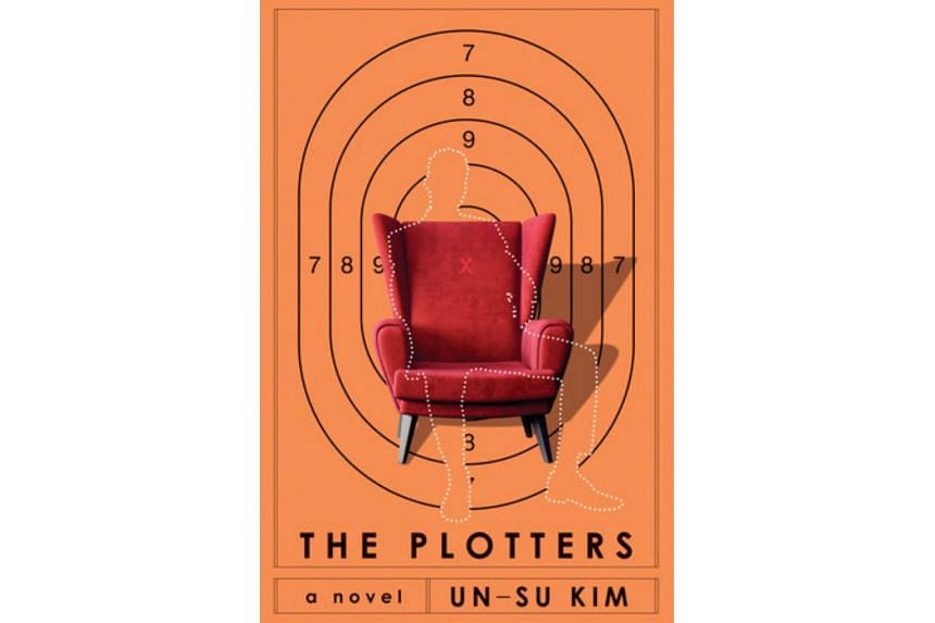 The Plotters by South Korean writer Kim Un-su is so inherently cinematic that it is practically a movie beaming off the pages.
