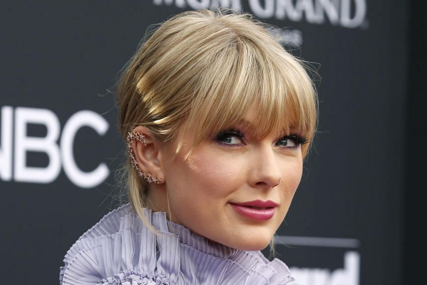 I Knew You Were Trouble singer Taylor Swift not taking security for granted