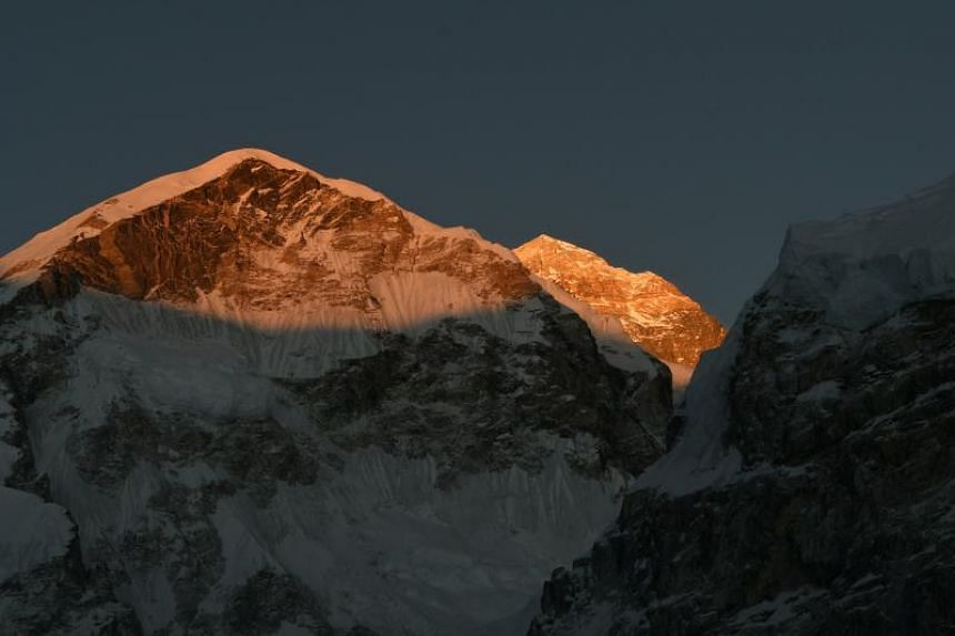 Furdiki Sherpa and Nima Doma Sherpa reached the 8,850-metre peak of the world's highest mountain early on Thursday.