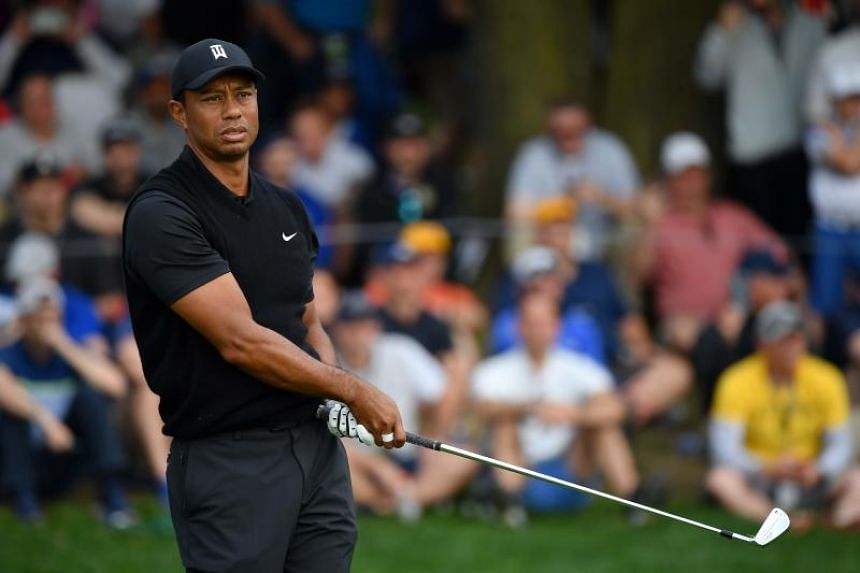 Tiger Woods expressed optimism that he could rediscover his best form.