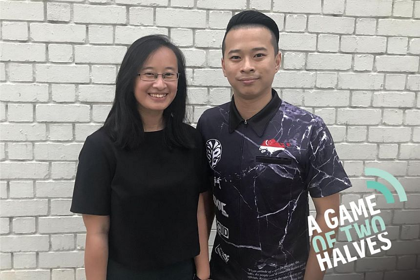 ST sports journalist Nicole Chia (left) is hosted by colleague David Lee as they discuss the week's hot talking points in this sports podcast.