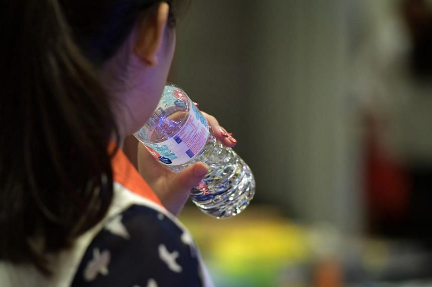 Plastic waste from empty mineral water bottles can add to environmental pollution.
