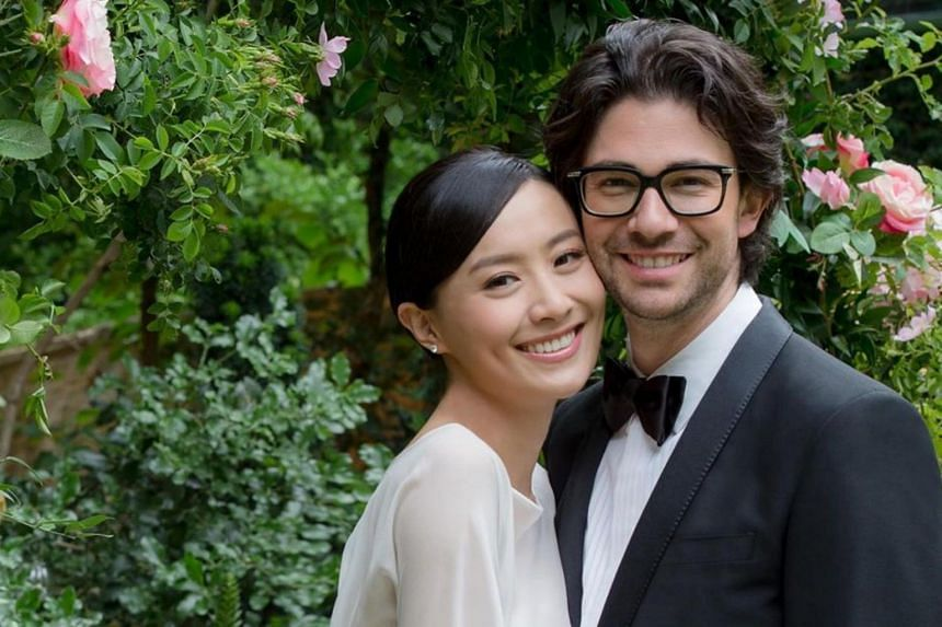 Fala Chen met Emmanuel Straschnov while she was pursuing a four-year Master of Fine Arts in Drama degree at Juilliard.