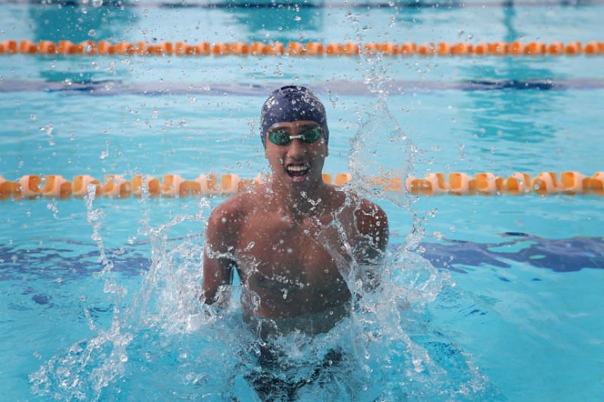 16-year-old Ardi Zulhilmi Mohamed Azman first represented Singapore at the Asean School Games last year and will be competing in this year's edition in Semarang, Indonesia in July.