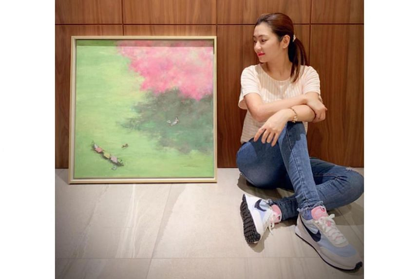 Taiwanese singer Selina Jen was known to have been emotionally attached to Pinky, saying she treated the pooch like her daughter.