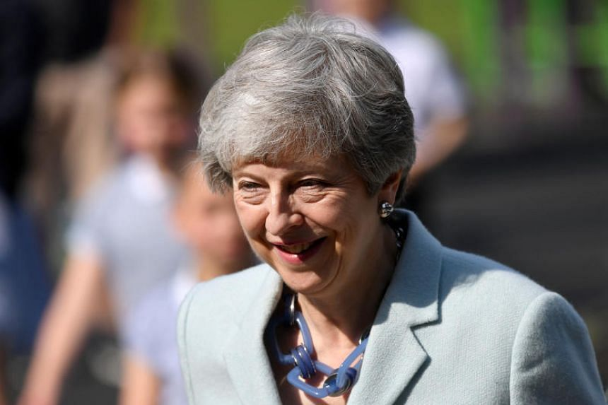 Battered British Prime Minister Theresa May's approach to the Brexit endgame has left her politically abandoned.