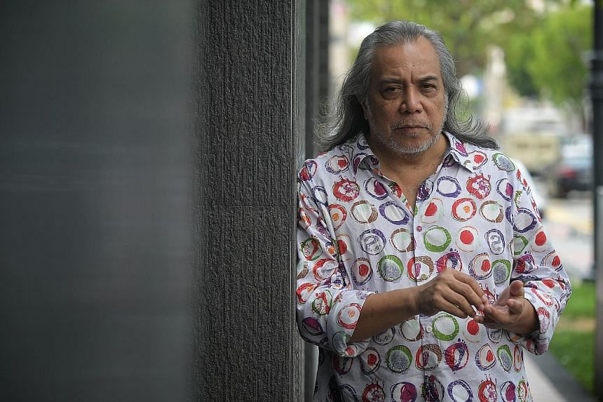 RAMLI SARIP, Malay music veteran