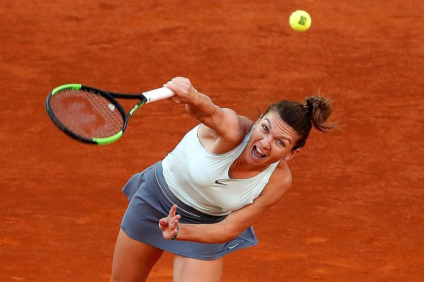 Touted as the most consistent player on clay, Simona Halep is the player most would want to avoid as she bids to retain the French Open title. The Romanian third seed will meet Australian Ajla Tomljanovic in the first round.