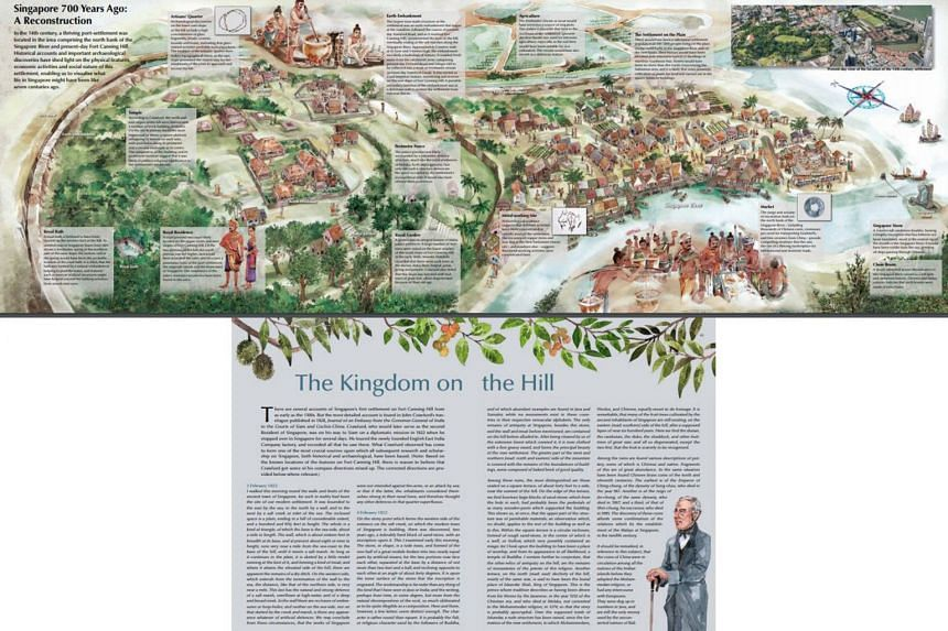 The revamped Seven Hundred Years: A History Of Singapore captures the documentation of the orang laut by gem trader Jacques De Coutre in the late 1500s.