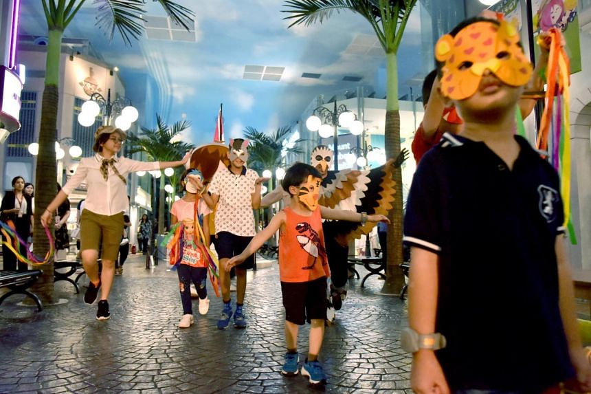 The draw of Sentosa: Forget Machu Picchu, modest holiday goals are the way to go for travelling with kids