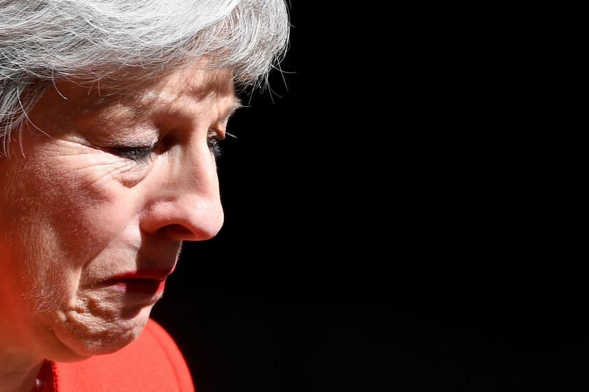 British Prime Minister Theresa May's shortcomings have given her own party more than enough reasons to want to see the back of her.