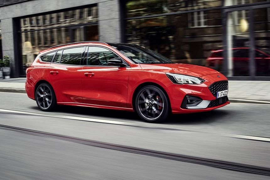 Ford's all-new Focus ST