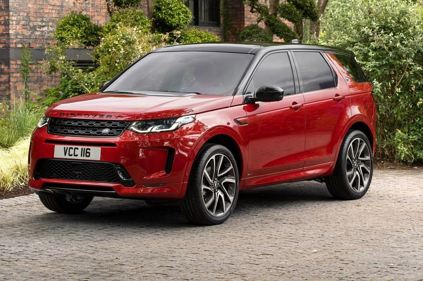 Land Rover's Discovery Sport