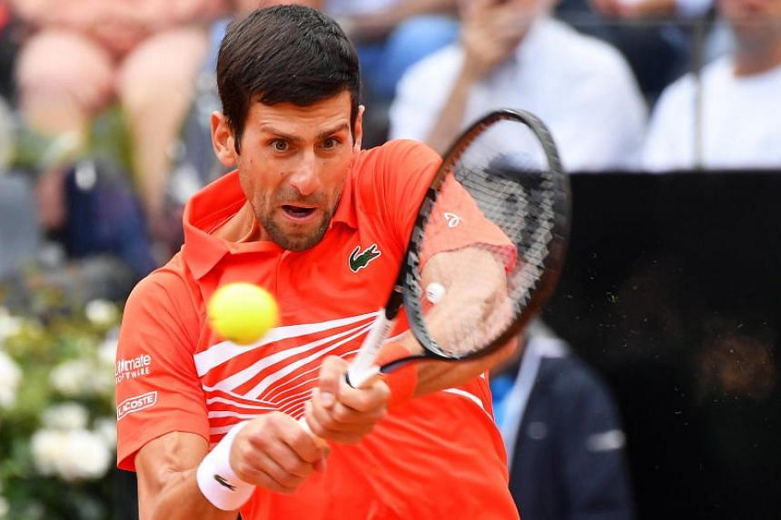 World No. 1 Novak Djokovic completed his first private stranglehold of all four Slams with victory at Roland Garros in 2016.