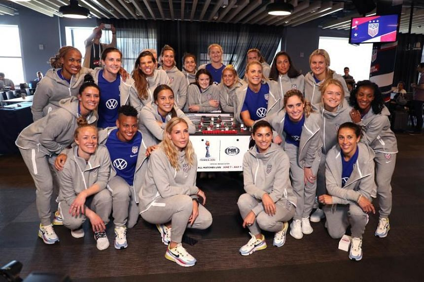 The United States women's World Cup team will be aiming not only to retain the trophy they won in 2015 but also build on their legacy as soccer's dominant women's team and further cement their role as leaders in the fight for gender equality.
