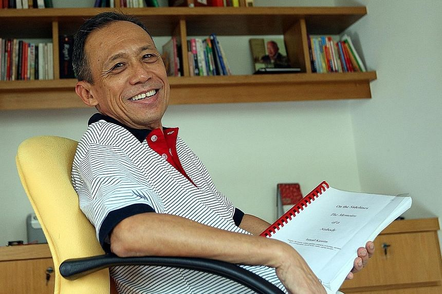 Mr Ismail Kassim was known for his coverage of the political scene in Malaysia and Indonesia. He was also the author of several books.