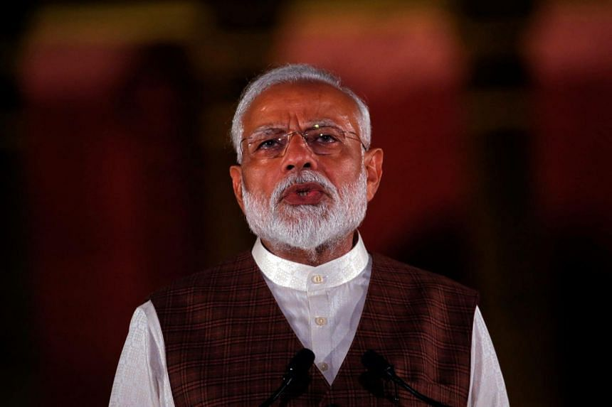 India's conservative Prime Minister Narendra Modi came to power in 2014 on a pro-business platform, promising to create 10 million jobs a year.