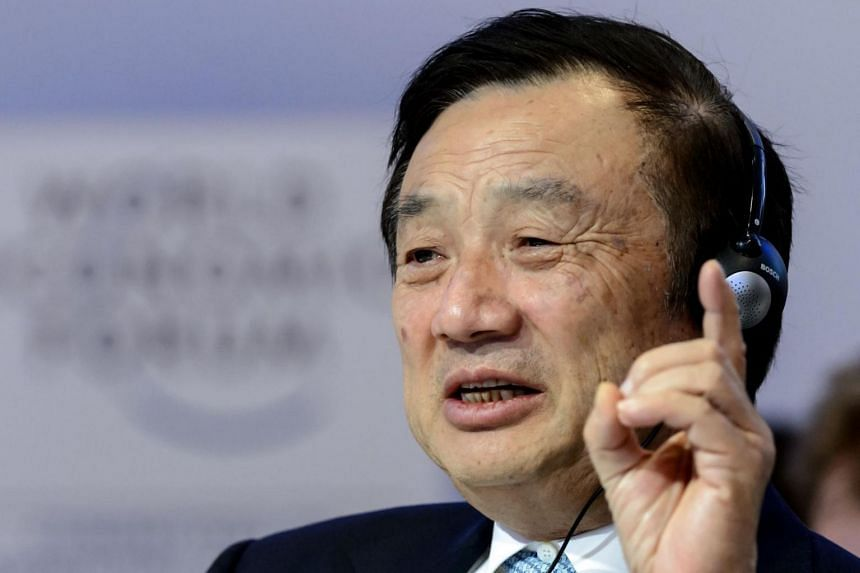 Huawei chief executive officer Ren Zhengfei has advocated against populism and noted that his family uses Apple products.