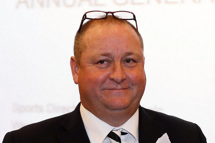 Mike Ashley said last October that he had not received any acceptable offers for Newcastle, a year after he officially put the club up for sale.