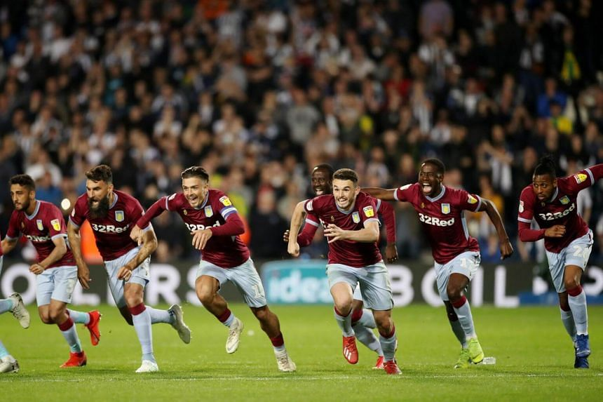 Aston Villa have been out of the top flight for three seasons while Derby have been stuck in the second tier of English football since relegation in 2008.