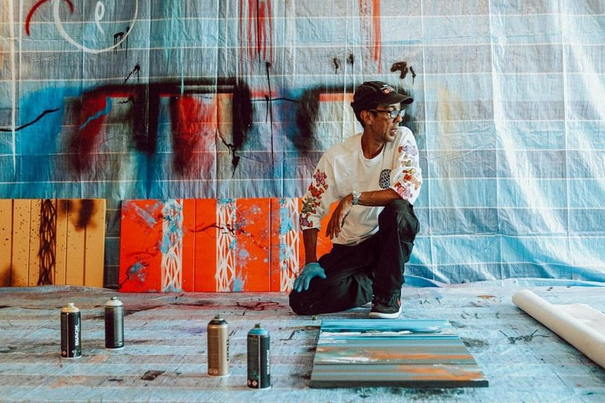 American street art legend Futura will make his South-east Asian debut with a solo exhibition in Singapore that opens on Thursday (May 30).