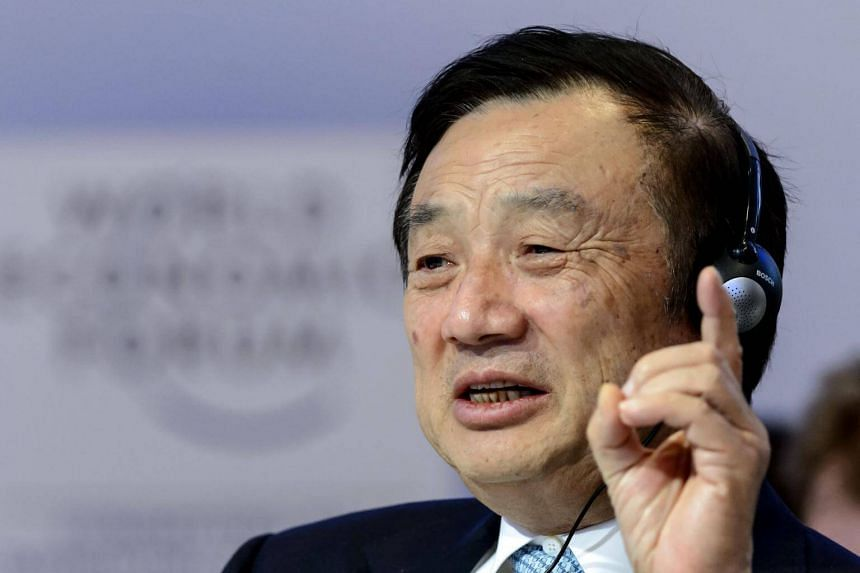 Huawei Technologies co-founder Ren Zhengfei said that his company had the capability to devise its own solutions to the United States' export curbs, given time.