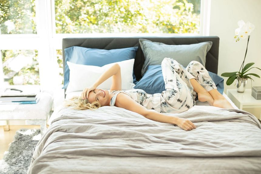 Good sleep quality is essential to good health — so it's important to invest in the mattress that's right for you. PHOTO: SIMMONS