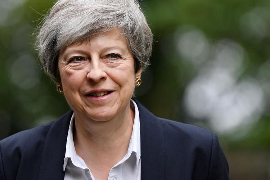 British Prime Minister Theresa May said she was quitting over her failure to deliver Brexit, potentially opening the way for a new leader who could seek a more divisive split with the European Union and lead to confrontation with the bloc or a possib